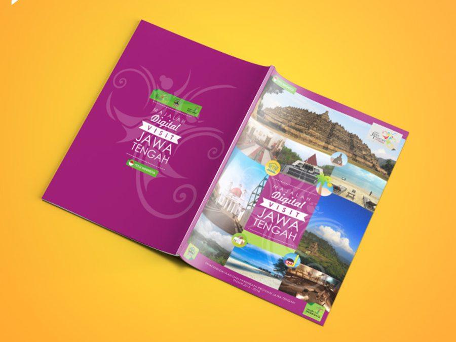 Majalah Digital Visit Jawa Tengah
